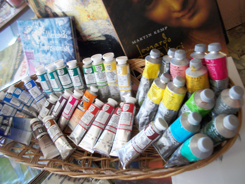 Nettoyer une tache peinture acrylique